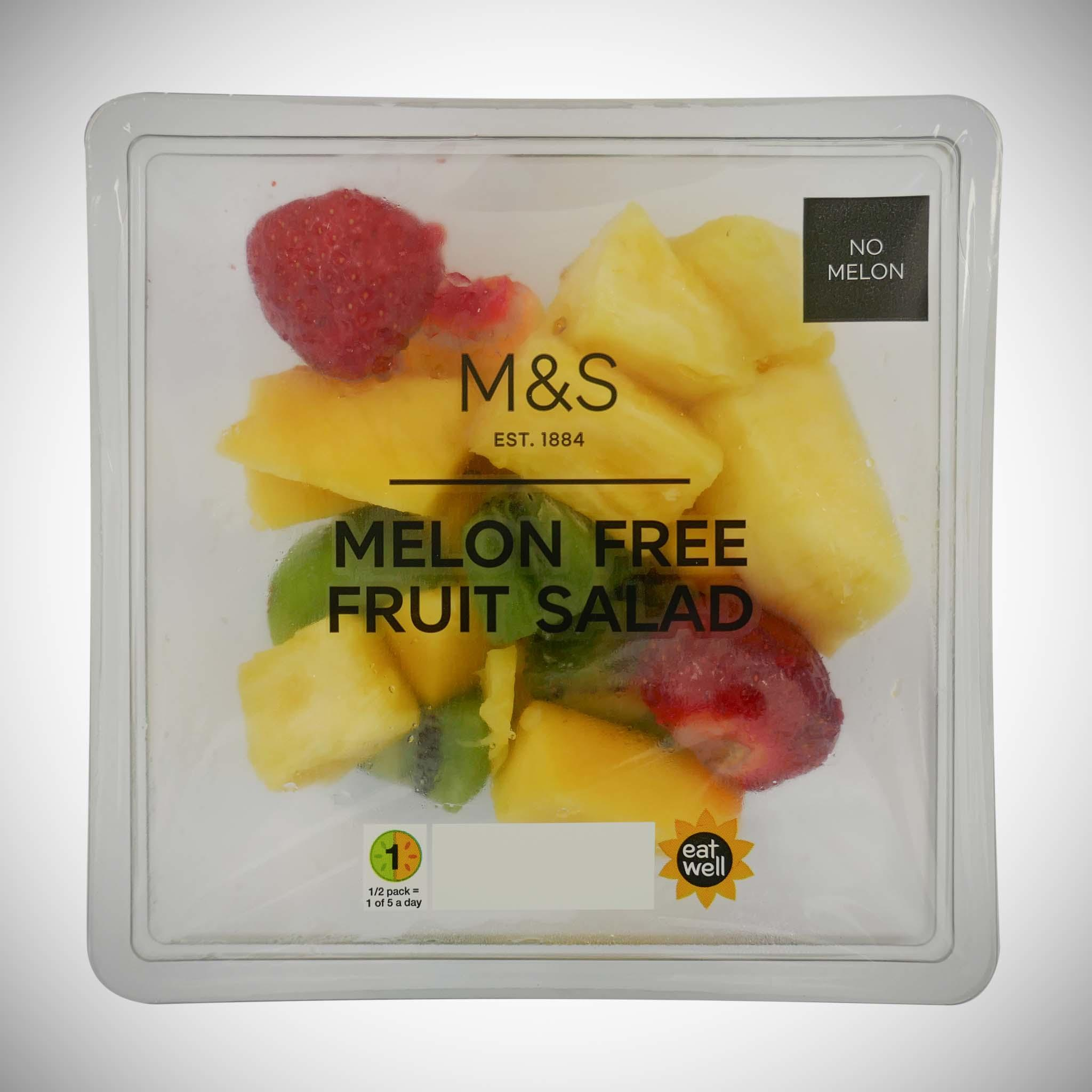 Melon Free Fruit Salad 310g