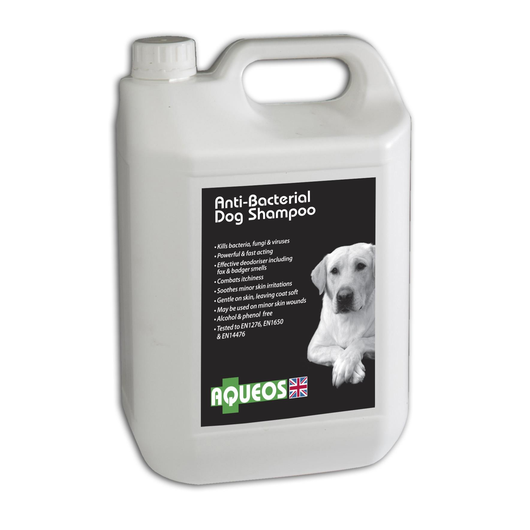Anti Bacterial Dog Shampoo