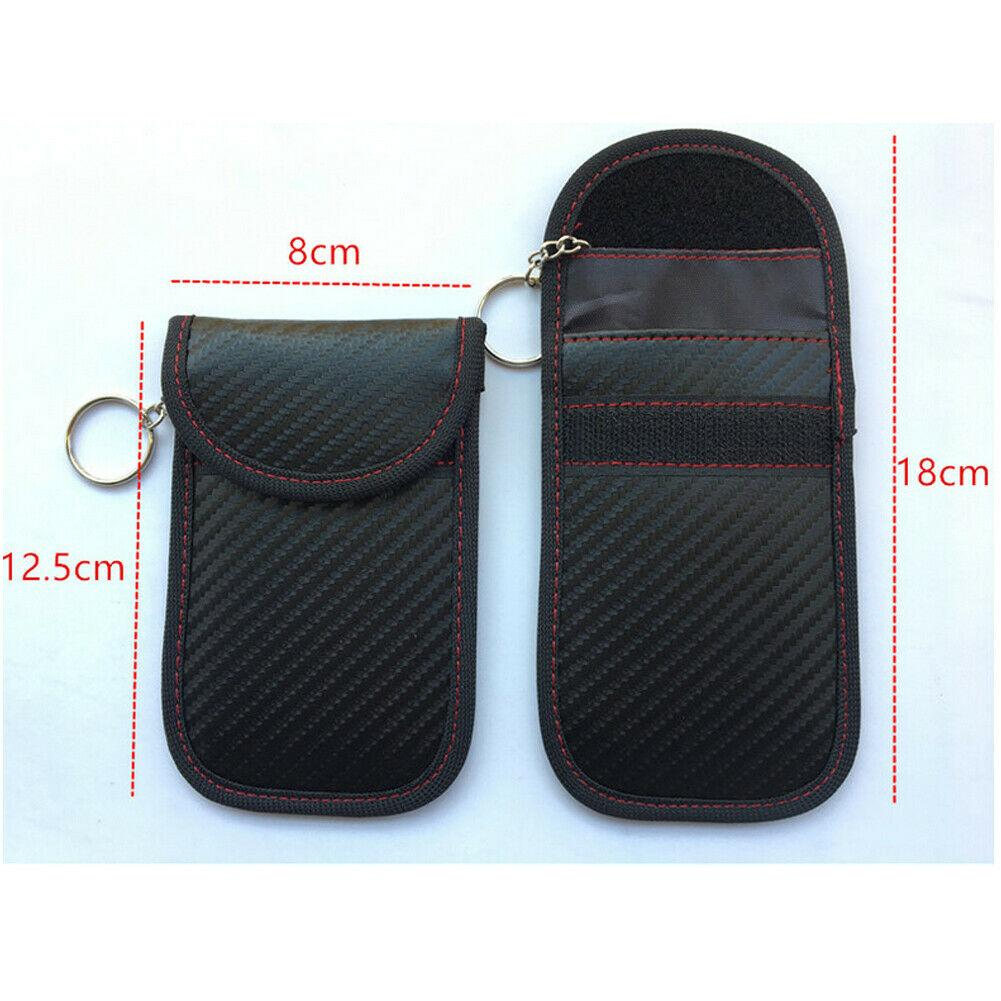 Wallet with sizes