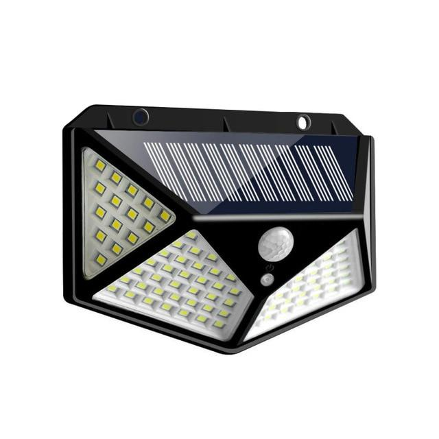 LED outdoor solar light