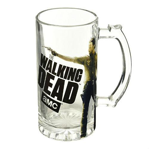 Walking Dead Rick Beer Mug