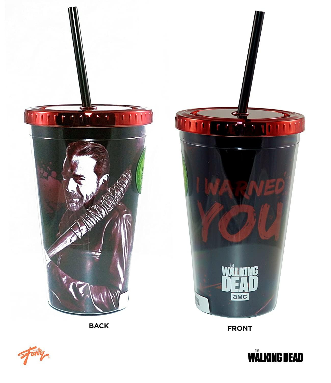 Walking Dead S7 Negan Carnival Cup