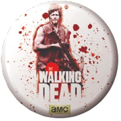 The Walking Dead 1'' Diameter Buttons