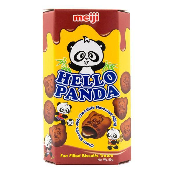 Double Chocolate: Hello Panda