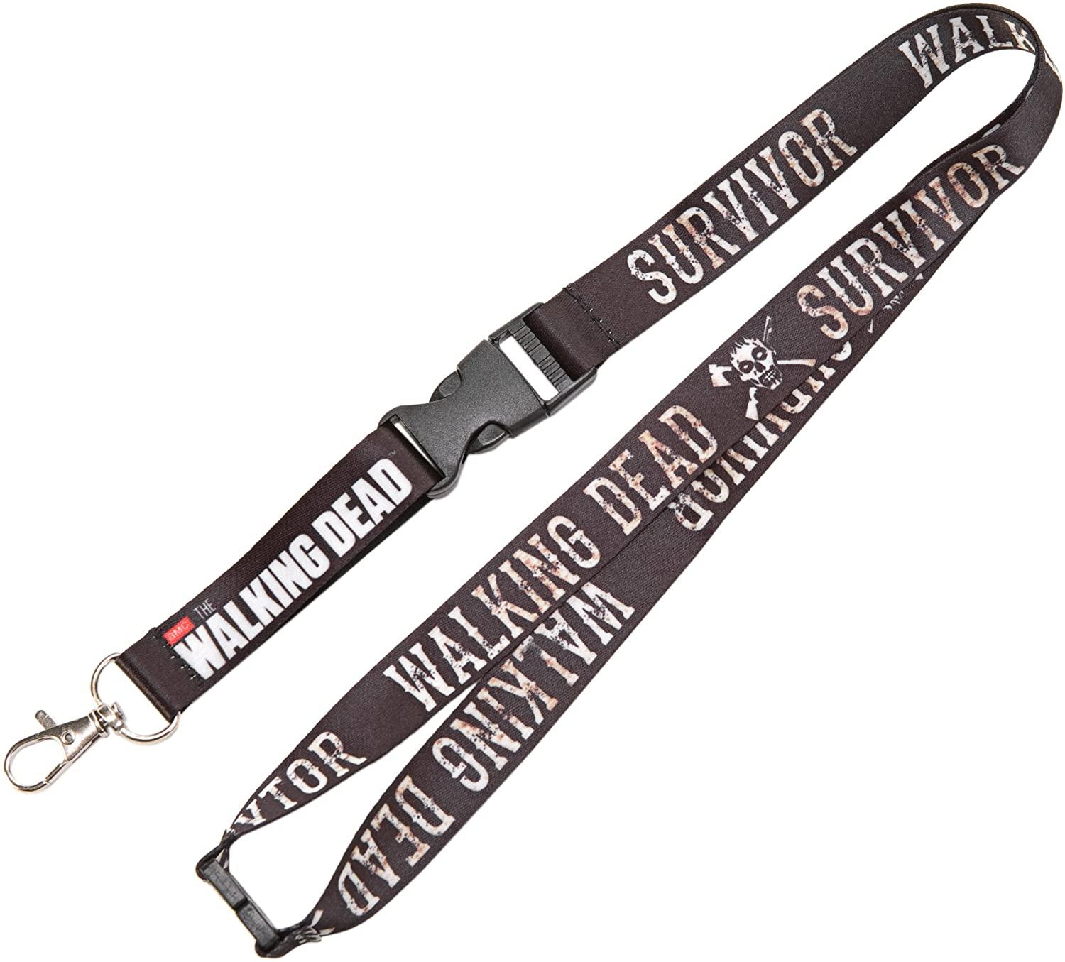 Walking Dead Lanyard-Survivor