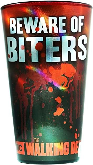 Walking Dead Biters Glass