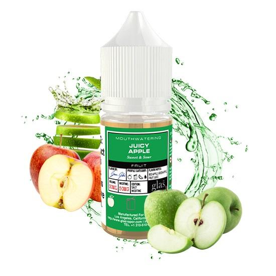 Glas_Salt_Basix_Series_Juicy_Apple_30ml