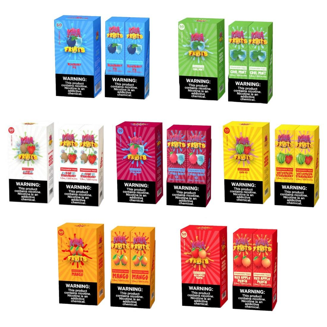 Killa_Fruits_Disposable_Bar_5%_10_per_box_Bulk