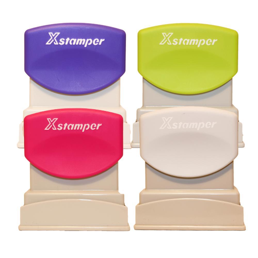 Xstamper Tampons Personnalises N10 / N11 Montures