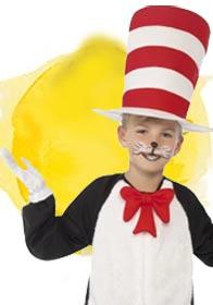 Cat in the Hat by Smiffys 27548 available here at Karnival Costumes online party shop