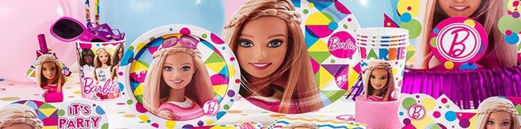 Barbie Party Goods by amscan and available from Karnival Costumes