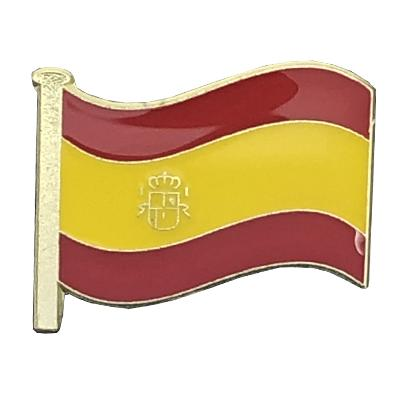 Spain Flag Badge