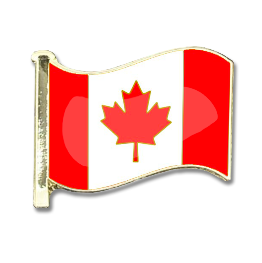 Canada Flag Badge