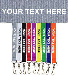 Create your own Lanyards