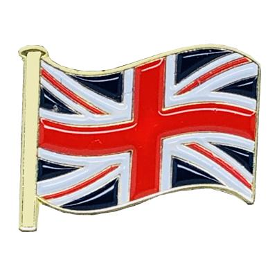 United Kingdom Flag Badge