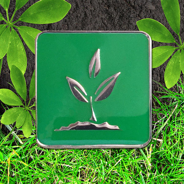 Green Earth Elements Badge
