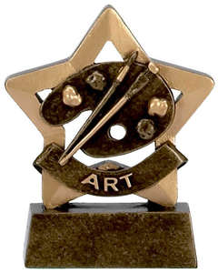 art mini star shield