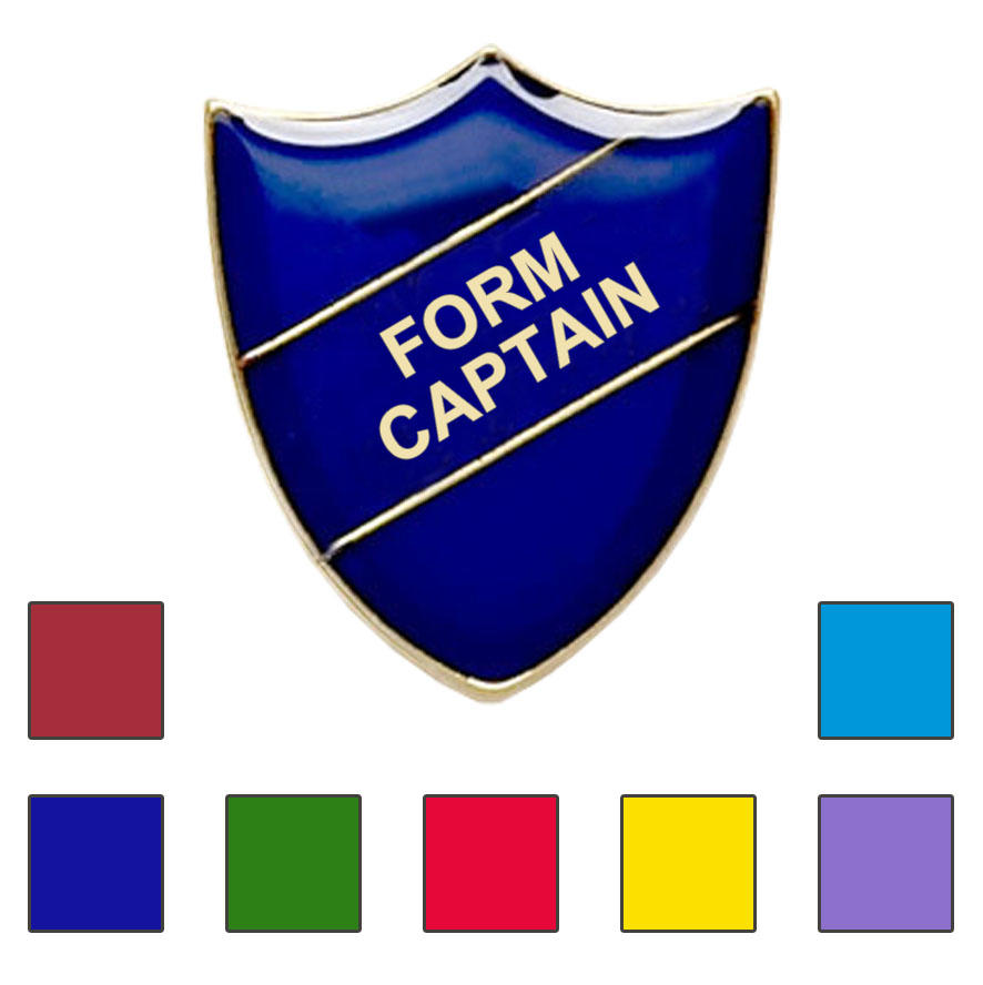 FORM CAPTAIN SHIELD