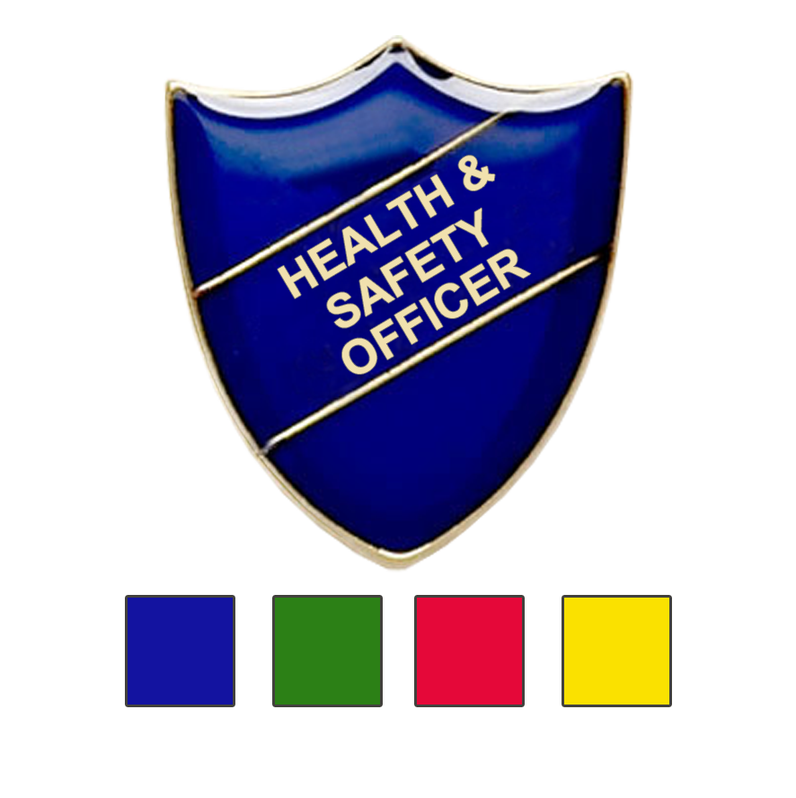 Health & Safety Award School Badge