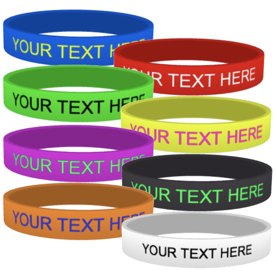 Create your own Wristbands 3