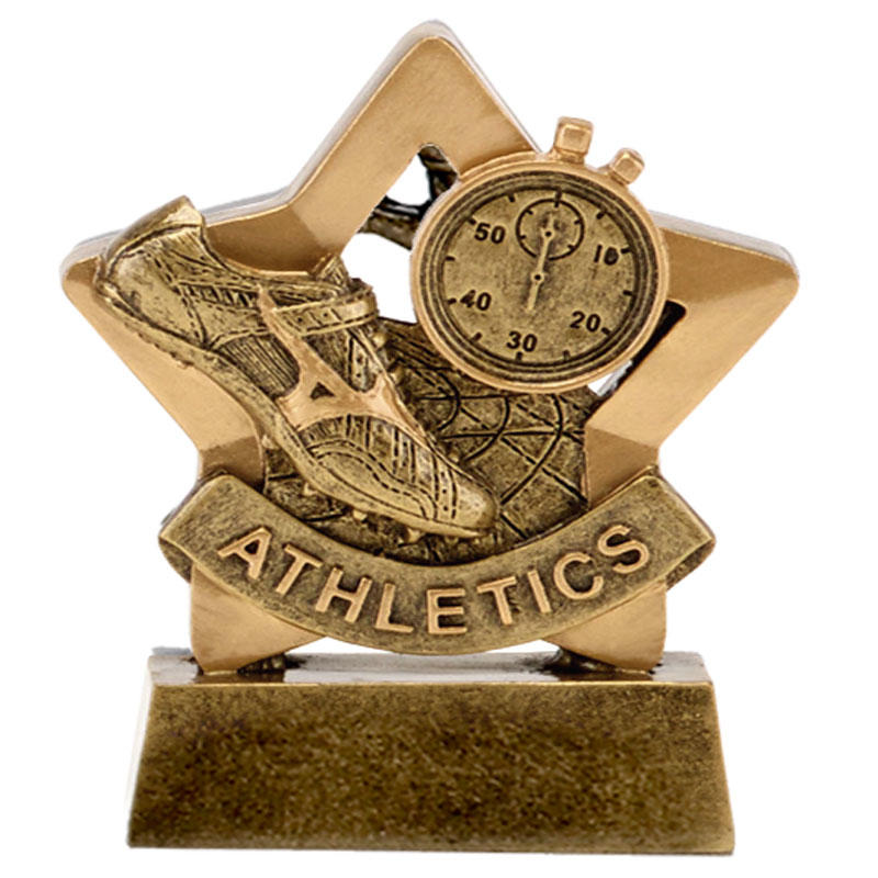 Athletics Mini Star Trophy