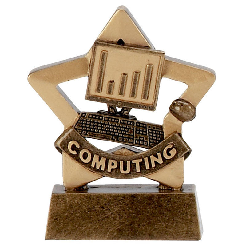 Computing Mini Star Trophy