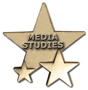 Triple Star Badge - MEDIA STUDIES