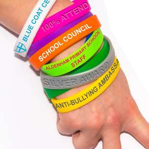 Create your own Wristbands