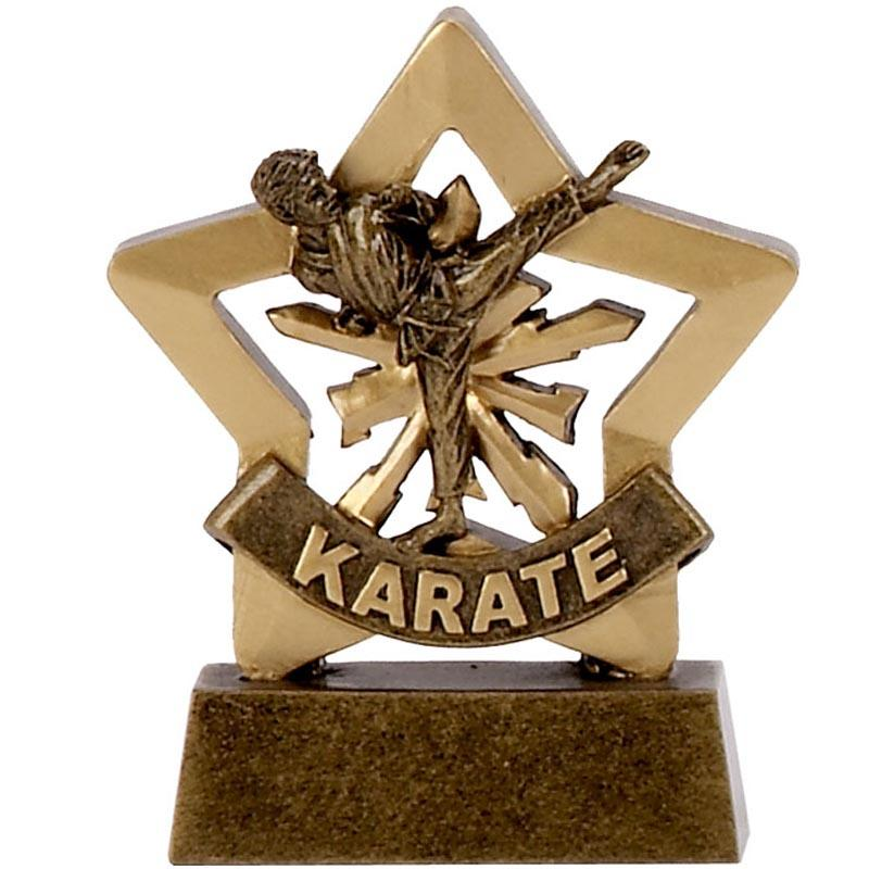 Karate Mini Star Trophy