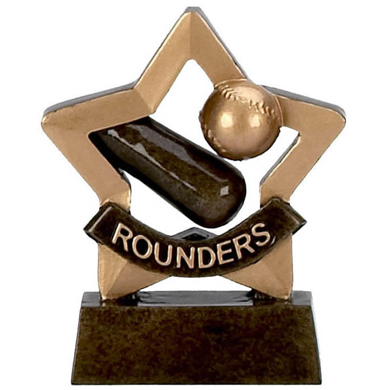 Rounders Mini Star Trophy