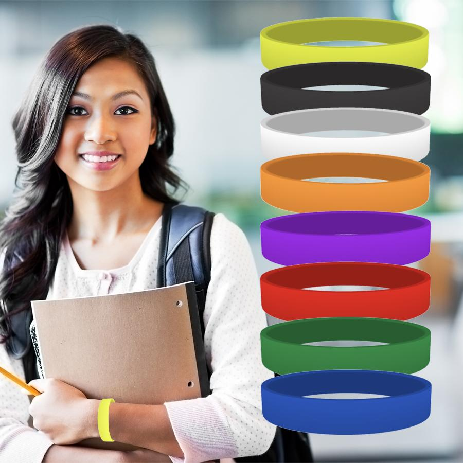 Wristband Colour Varieties