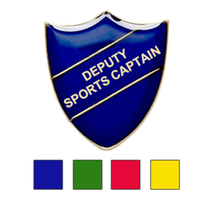 DEPUTY SPORTS CAPTAIN SHIELD