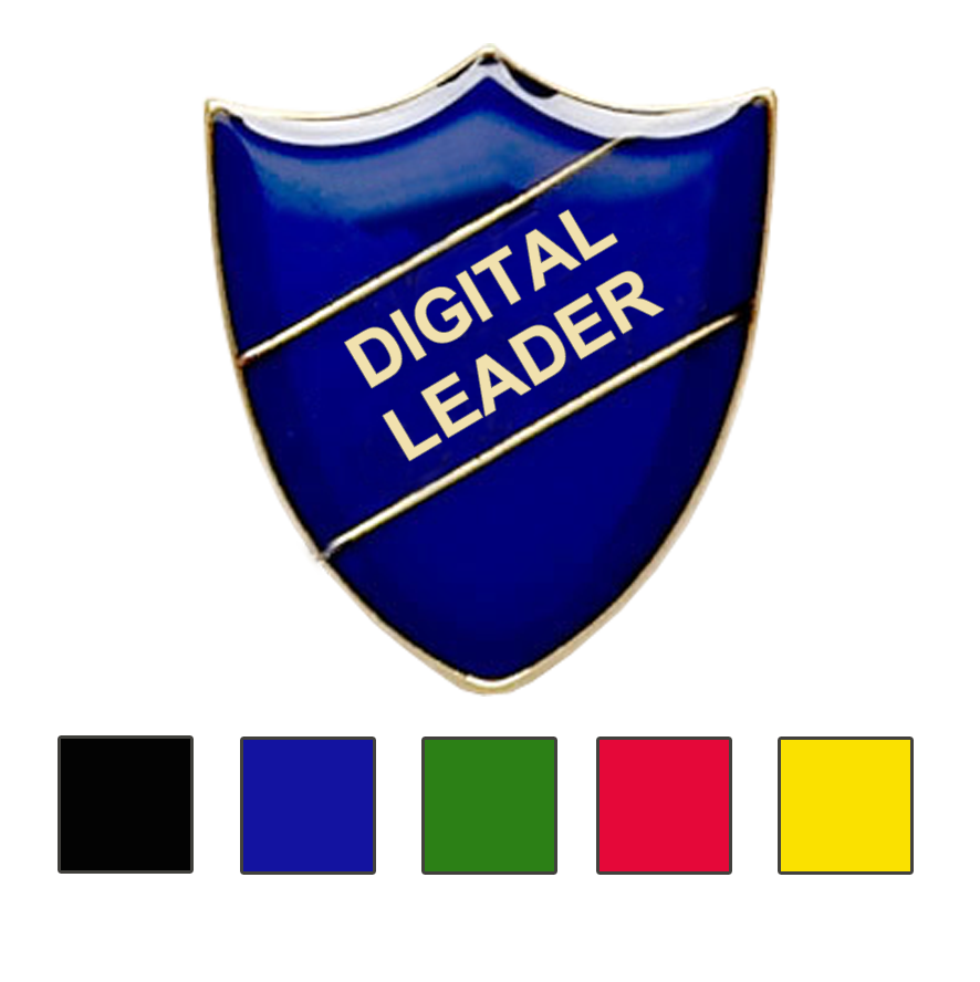 DIGITAL LEADER SCHOOL BADGES