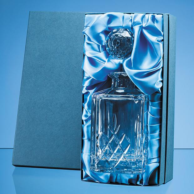 Blenheim Full Cut Lead Crystal Gift Boxed Sets