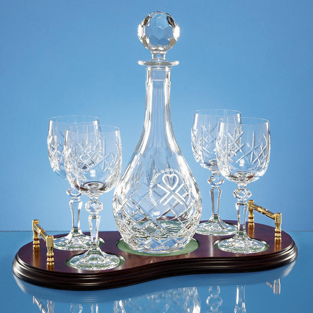 Decanter Sets and Whisky Sets
