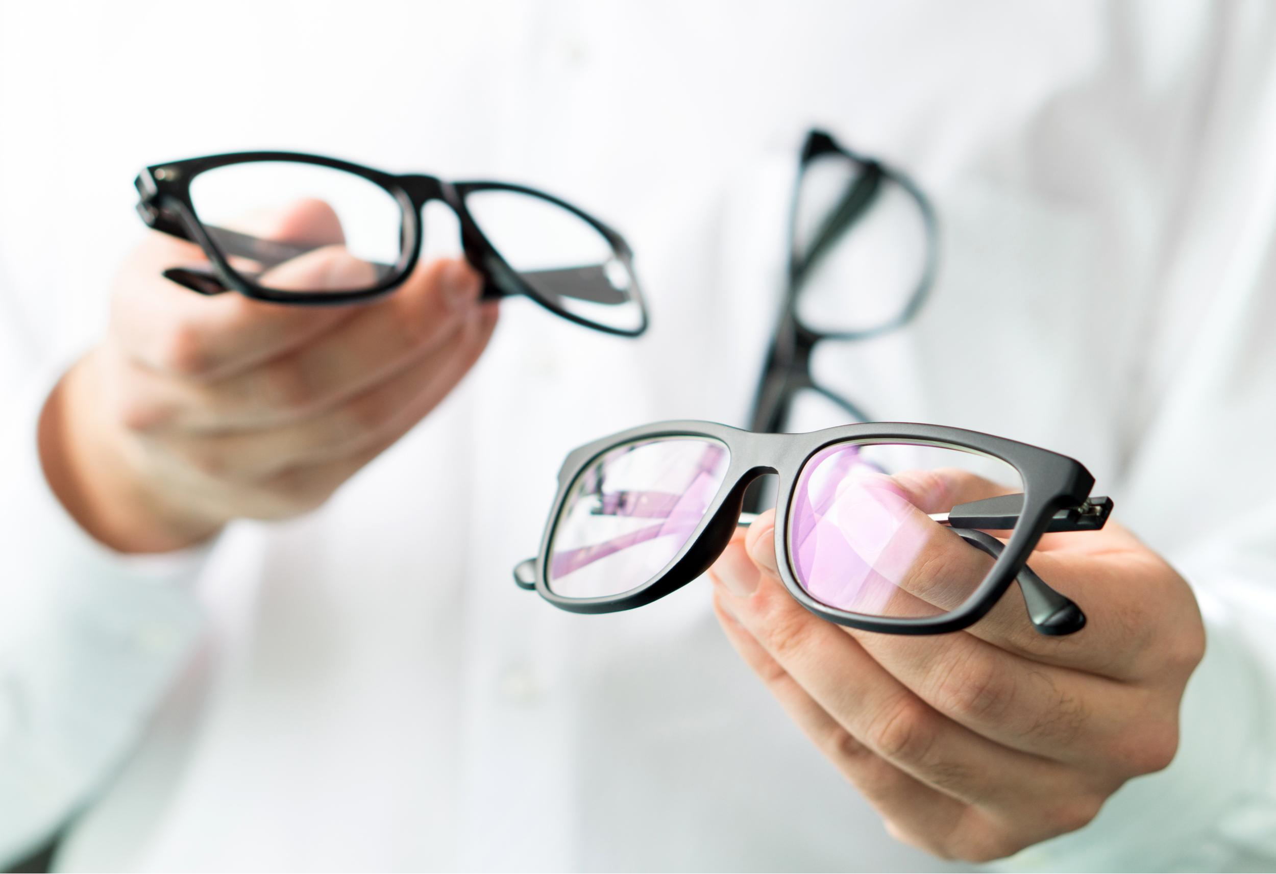 Glasses Filter