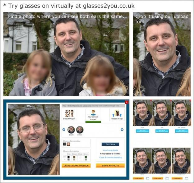 Our Virtual Mirror – A Great New Way to Select and Buy Your Glasses