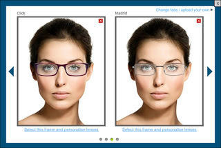 Is Our Virtual Mirror the Best Way to Select Glasses Online?