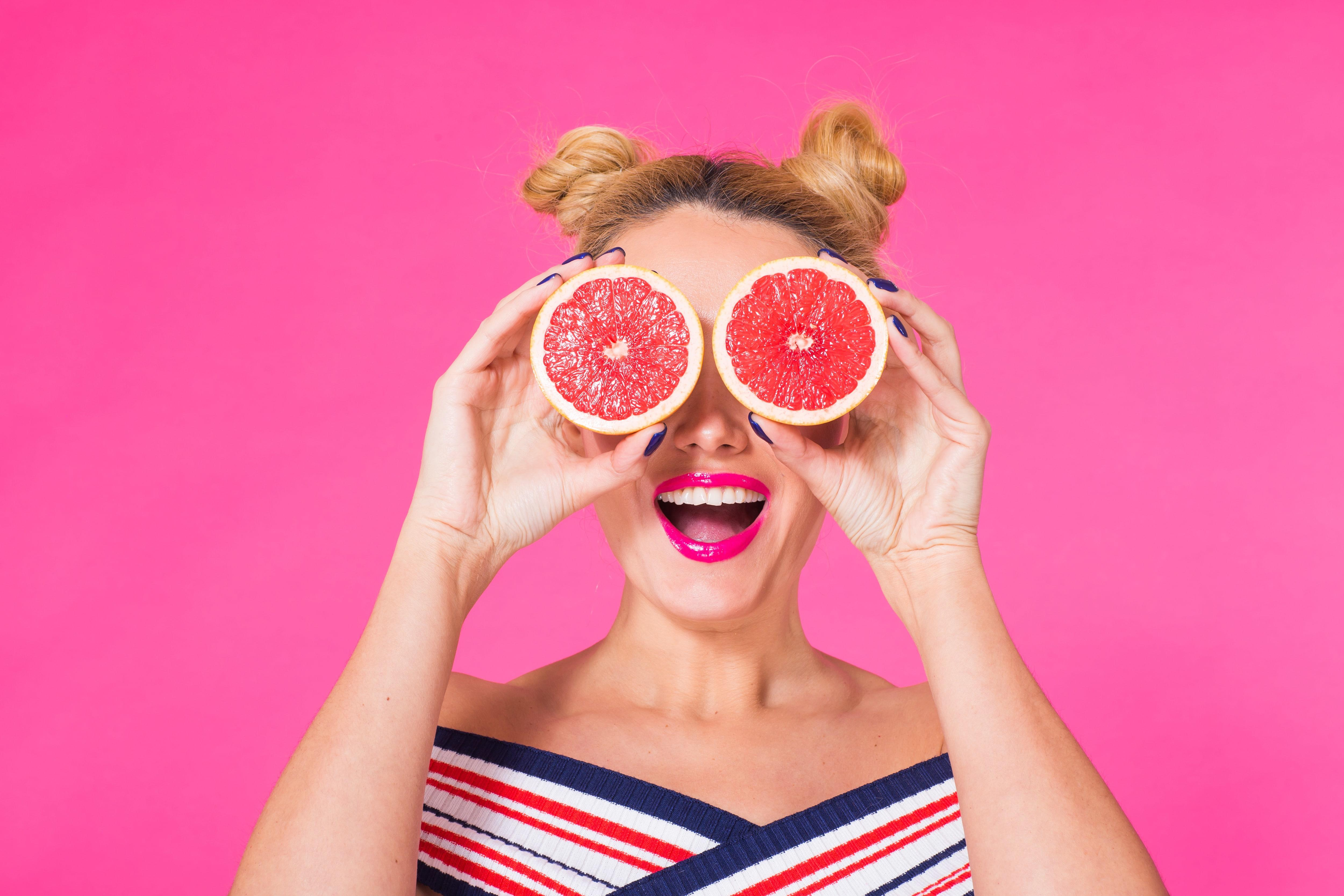 Fruits for healthy eyes
