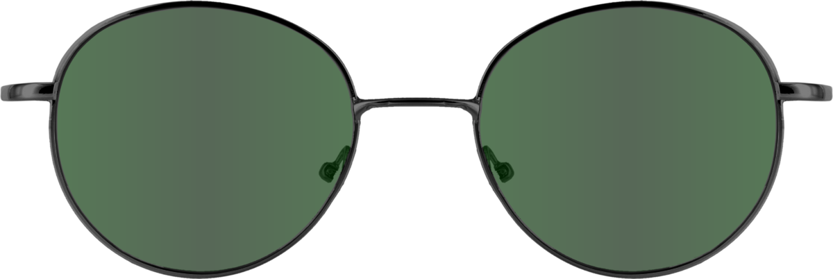 Prescription sunglasses - Stone 21 - Green tints