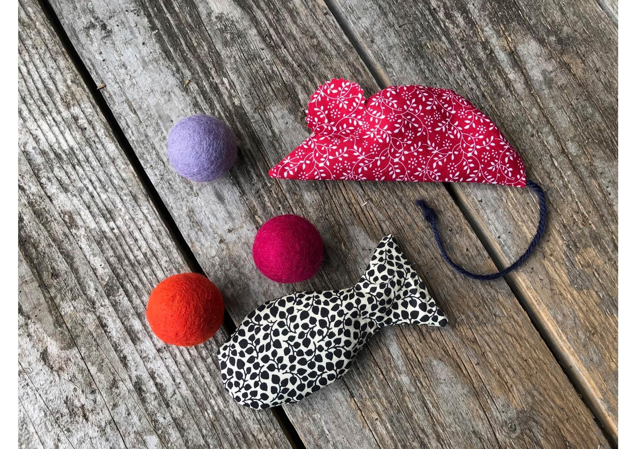CAT TOY BUNDLE