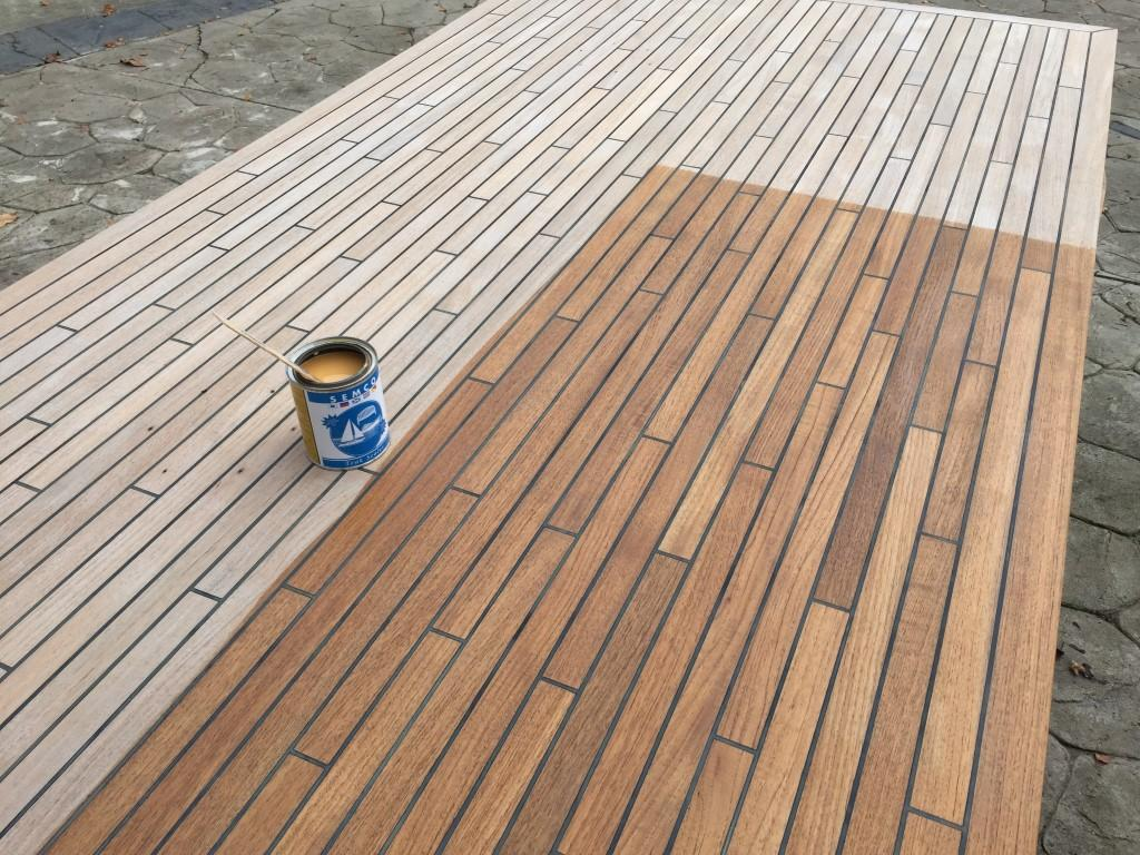 Semco Teak Sealer Quot Natural Quot Two Sizes Available