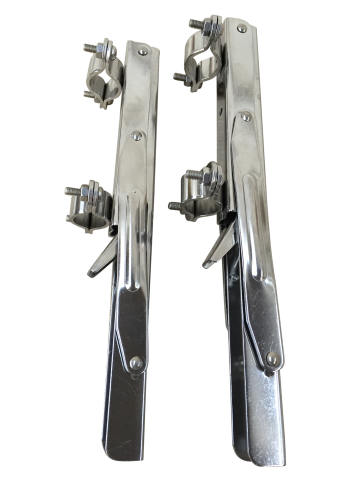 Binnacle Rail Table Mount Pair