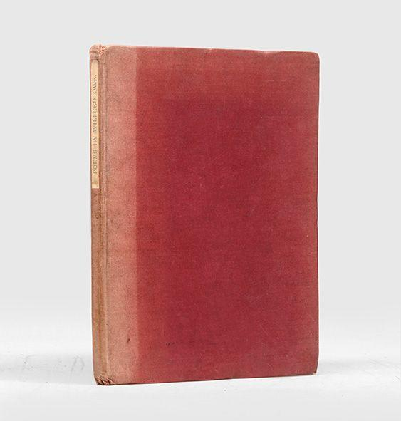 Wilfred Owen - Poems - Chatto & Windus, 1920, First Edition.