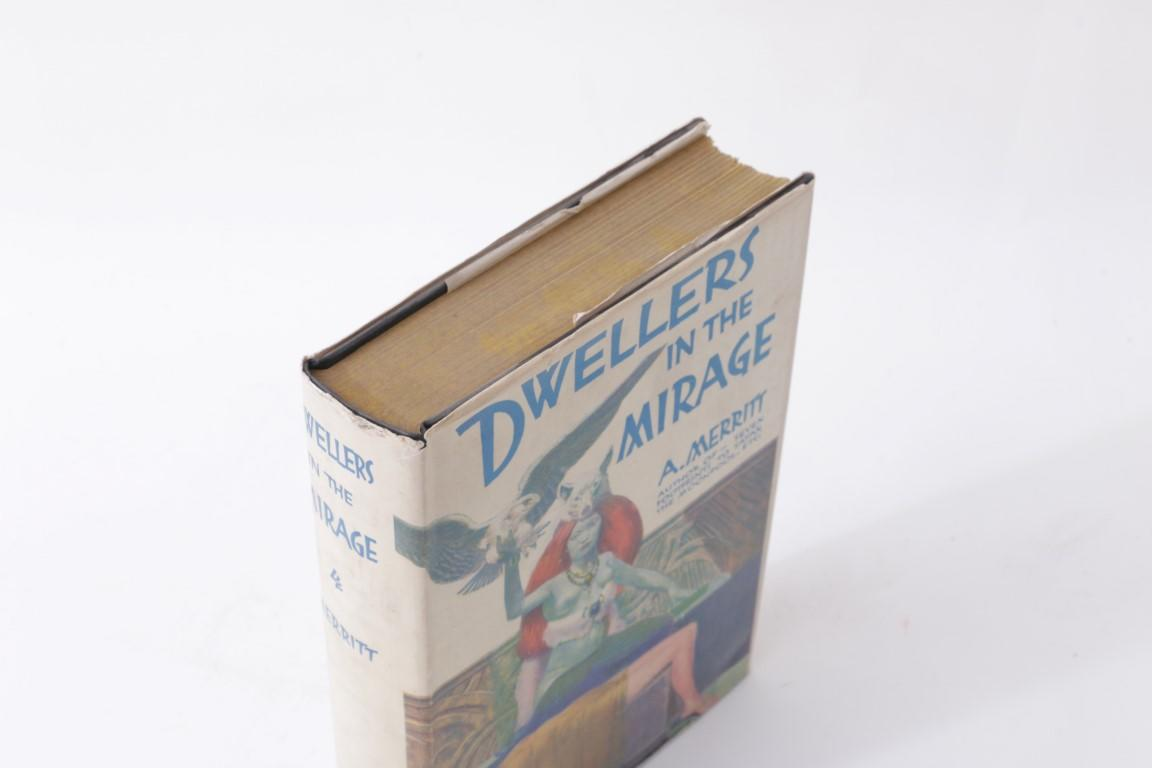 A. Merritt - Dwellers in the Mirage - Liveright, 1932, First Edition.