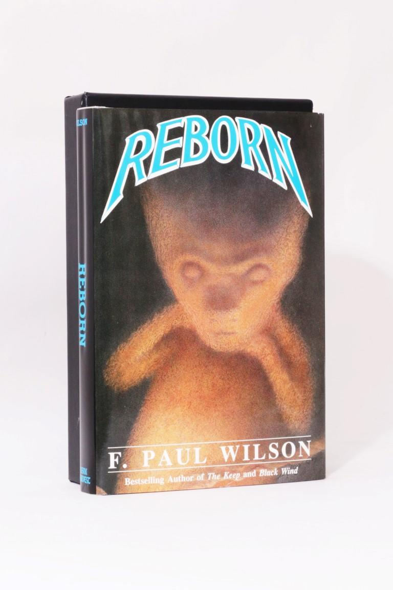 F. Paul Wilson - Reborn - Dark Harvest, 1990, Signed Limited Edition.