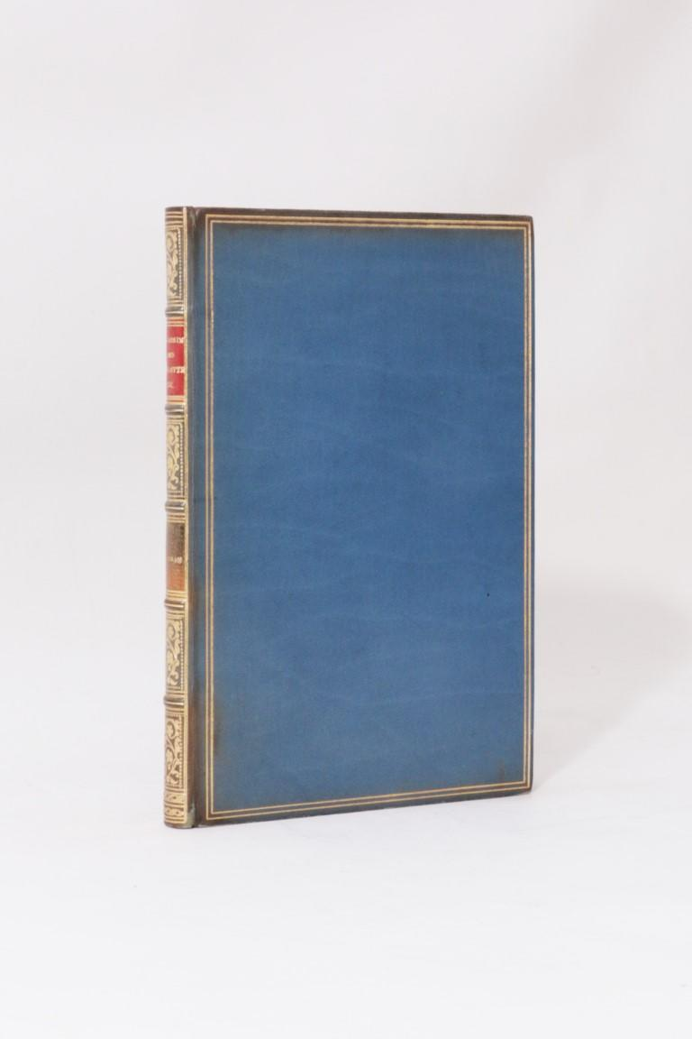 Laurence Housman - Of Aucassin and Nicolette, together with Amabel & Amoris - Chatto & Windus, 1930, Second Edition.
