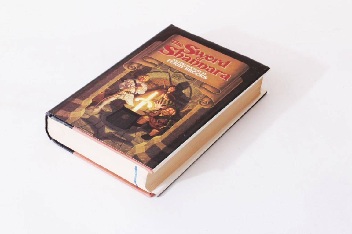 Terry Brooks - The Sword of Shannara - Raven Books / Random House, 1977, First Edition.