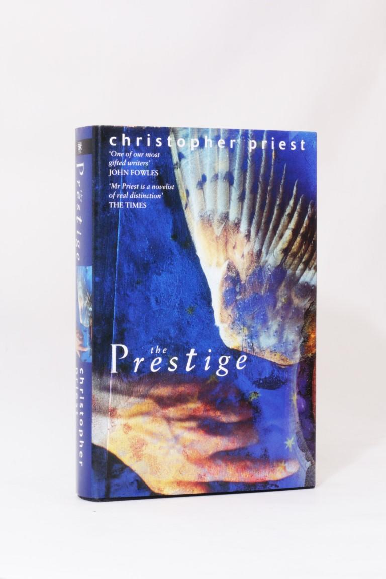 Christopher Priest - The Prestige - Touchstone / Simon & Schuster, 1995, First Edition.