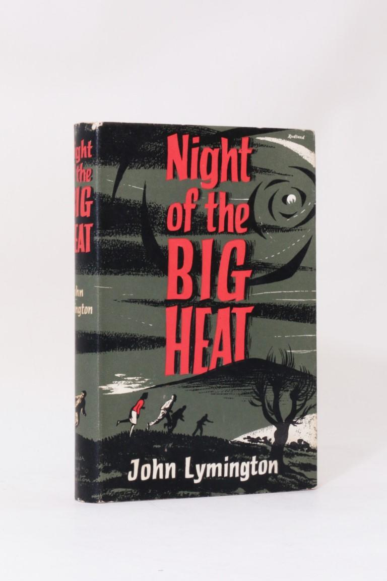 John Lymington [John Newton Chance] - Night of the Big Heat - Hodder & Stoughton, 1959, First Edition.